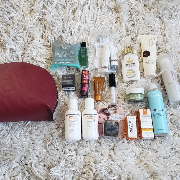 dermalogica Other - Beauty Bag, Dermalogica, Pravana, Bosley